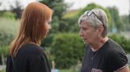 Při natáčení se maminka málem zhroutila. Jak reagovala po svatbě dcery?